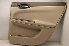 Chevrolet GM OEM 06-08 Impala-Door Interior Trim Panel Rear Right 15874393