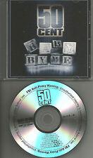 50 CENT w/ NE YO Baby By Me 8TRX INSTRUMENTAL & ACAPPELLA PROMO DJ CD Single