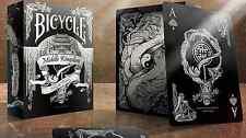 CARTE DA GIOCO BICYCLE MIDDLE KINGDOM BLACK,poker size