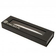 Chelsea Fc Silver Executiven Etched Pen Gift