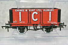 Bachmann Branch-Line OO 37-115 7 Plank Wagon ICI Chance & Hunt Ltd C-9 NIB