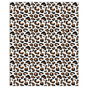 ANIMAL PRINT WRAPPING PAPER - 2,  4, or 6 SHEETS PER PACK