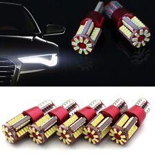 6x T10 Canbus 57SMD 4014 LED Width Lamp light for Volkswagen Polo Passat b5 B6