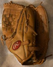 "Derek Jester Autograph Model Rawlings RBG74 12"" Players Series Baseball Glove"