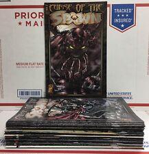 CURSE OF THE SPAWN (1996) Near Complete Comic Run # 1-28 - High Grade