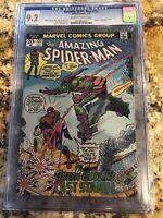The Amazing Spider-Man  #122 The Death Of Green Goblin CGC 9.2 NM Classic Romita