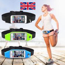 Waist Running Jogging Belt Bag Gym Pouch MOBILE Phone Holder EXERCISE WAISTBAND