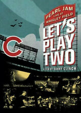 PEARL JAM - LET'S PLAY TWO: LIVE AT WRIGLEY FIELD [DVD/CD] [DIGIPAK] * NEW DVD