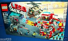 LEGO 70813 RESCUE REINFORCMENTS ~ The LEGO MOVIE ~ Factory Sealed ~ RETIRED NIB