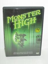 Monster High (DVD, 2005) Dean Iandoli, Diana Frank, David Marriott  (Region 1)
