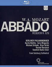 Mozart: Requiem [Blu-ray], New DVDs
