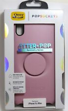Genuine OTTERBOX Otter + Pop Symmetry Case for iPhone Xs Max - Mauveolous Pink