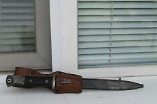 Original WW1 WW2 Old  Army Military Knife Mauser k98