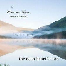 WASHINGTON /  LEE UNIVERSITY SINGERS - DEEP HEARTS CORE NEW CD