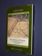 Teaching Co Great Courses  CDs           THE ODYSSEY of HOMER    new & sealed