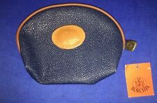 "VINTAGE La Borchia "" LA RINASCENTE"" Make Up Bag"