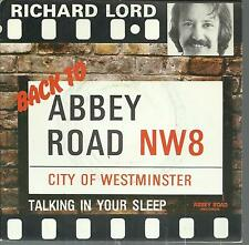 45 Upm 2 Titel/Richard Lord Back To Abbey Road NW8 A1