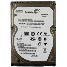 """Seagate 750GB ST9750420AS 7200RPM 16MB Cache 2.5"""" SATA Hard Drive For Laptop"""