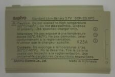 New Sanyo Scp-22Lbps Battery for Scp-7050 / Scp-8400 / Mirro Scp-3810