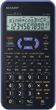 Sharp EL-531XB VL Twin-line Scientific Calculator