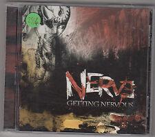 NERVE - getting nervous CD