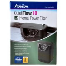 LM Aqueon Quietflow E Internal Power Filter 10 Gallons