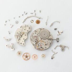 VALJOUX 72 Movement Le Jour J.P. Pingouin Co Good Balance Watchmakers Repairs