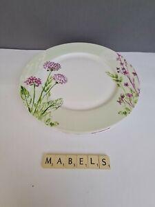 AYNSLEY ~FLORAL SPREE~   dinner plates x 4