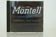 Let's Ride [Single] by Montell Jordan (CD, Mar-1998, Def Soul/r.a.l.)