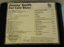 Jimmy Smith Dot Com Blues  2001 Blue Thumb Records - Jazz Organ - MINT PROMO