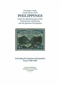 PHILIPPINES: Specialized Catalogue of 1935 Pictorials and Japanese Occupation