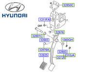 Genuine Hyundai i10 Clutch Pedal - 328020X800