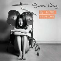 Susan Wong - My Live Stories (MQA-CD). [New CD]