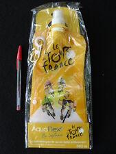 Gourde tour de France 2012 aqua flex sefama bidon cycliste