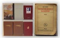 Konvolut Leo Tolstoi um 1975 Belletristik Klassiker Weltliteratur Romane xy