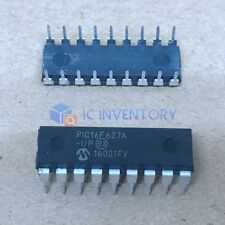 10Pcs Pic16F627A-I/P Flash Dip18 20Mhz