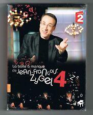 ♫ - LA BOITE À MUSIQUE DE JEAN-FRANÇOIS ZYGEL - VOLUME 4 - COFFRET NEUF NEW - ♫