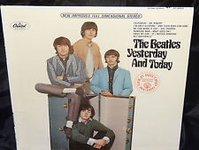Beatles Yesterday And Today Sealed Vinyl Record Lp Album USA 1968 Riaa 16