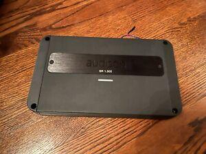 Audison SR 1.500 Mono-Channel D-Class 1000 Watt Power Amplifier