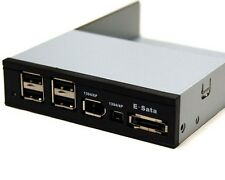 "Bytecc UFH-421 Bytecc 3.5"" USB2.0/Firewire/e-SATA Combo Internal HUB"