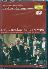 Carlos Kleiber. Neujahrskonzert in Wien. New Year's concert in Vienna (1989) DVD