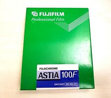 FUJI ASTIA 100F 4x5 FILM 50 SHEETS - BEST FILM FOR SKIN TONES EVER MADE