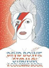 David Bowie: Starman: A Coloring Book: By Coulman, Laura