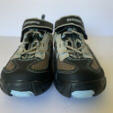 SHIMANO WM41 Womens MTB SPD Cycling Bike Trail Shoes Cleats Women's 38 US 6.5