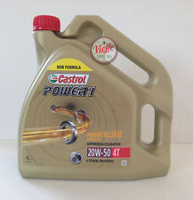 Castrol Power 1 4T 20W50 - 4 litri