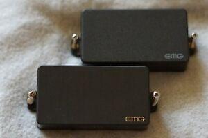 EMG Typ 60 + 81 - Epic Metal Hetfield Set