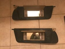 Jeep FSJ Grand Wagoneer Cherokee Sun Visor Pair Rare 91 with Dimmable Lighting 2