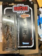 Star Wars The Black Series Han Solo (Carbonite) Amazon Exclusive Nice Card