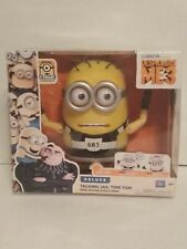 "Despicable Me 3 Minion Talking Jail Time Tom Figure Movie Toy 7.25"" Doll"