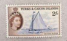Turks And Caicos Islands Sg 248 U/m Cat £16